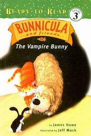 The Vampire Bunny by James Howe image