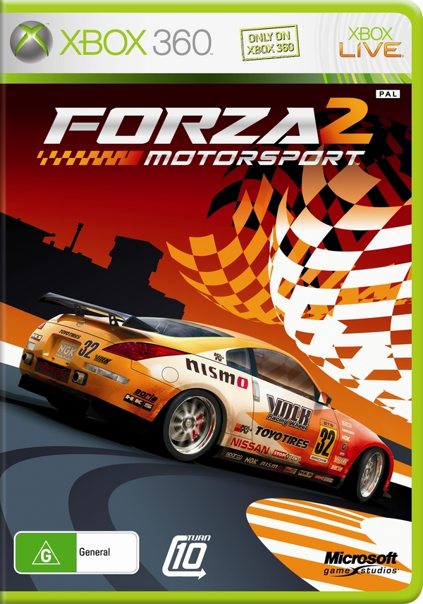 Forza Motorsport 2 (Classics) for Xbox 360 image