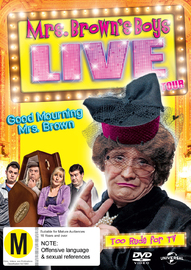 Good Mourning Mrs Brown on DVD