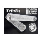 Green Stuff World Texture Rolling Pin: Frozen