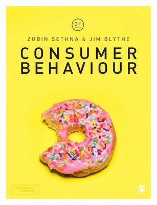 Consumer Behaviour by Zubin Sethna image