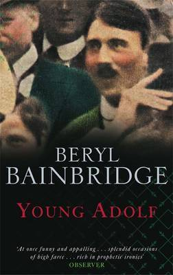 Young Adolf by Beryl Bainbridge image