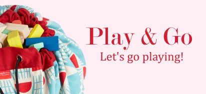 30% OFF Play & Go Toy Storage Bags