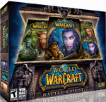 World of Warcraft Battle Chest (WoW & The Burning Crusade) for PC Games