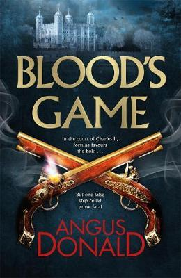 Blood's Game by Angus Donald image