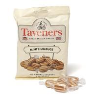 Taveners Great British Sweets Mint Humbugs (165g)