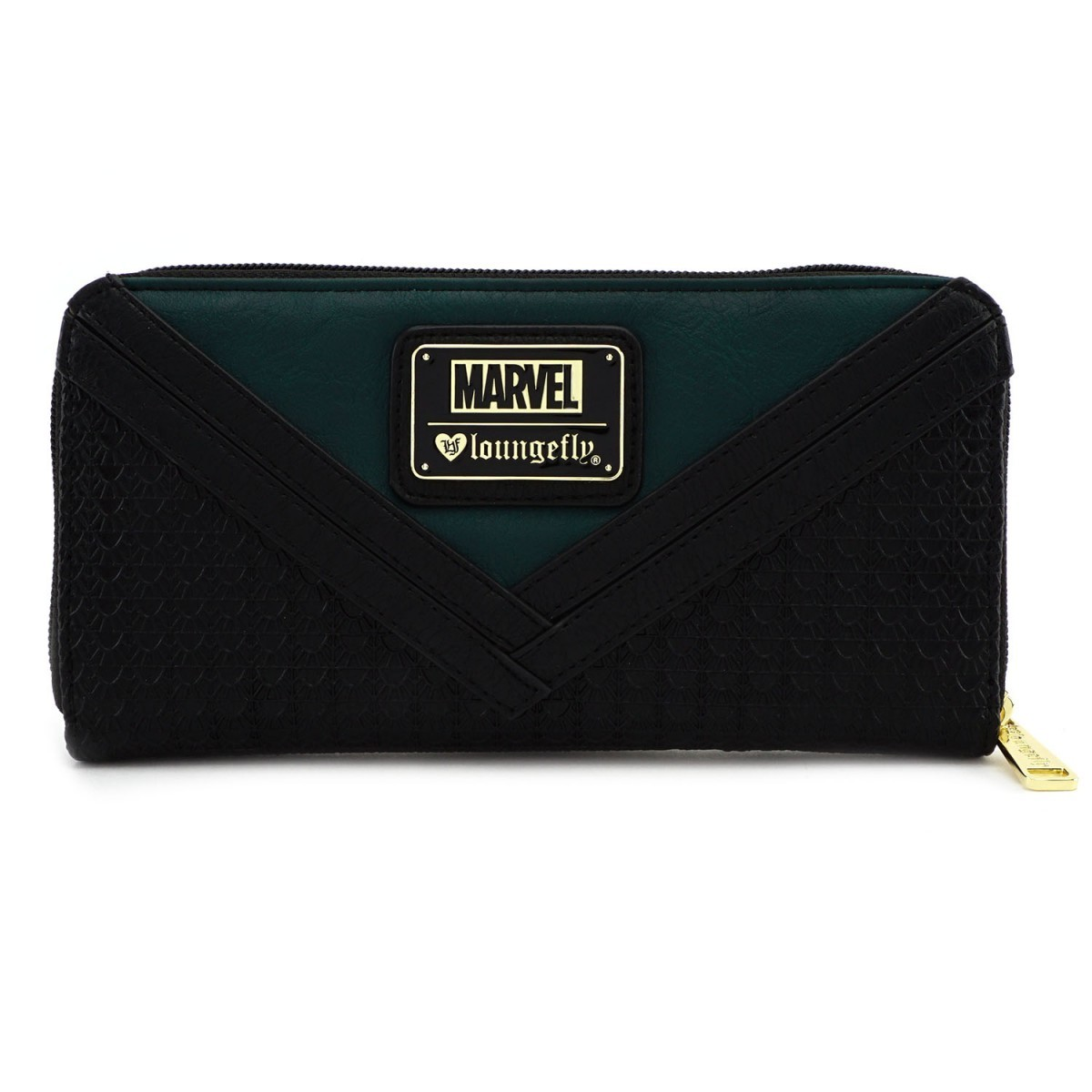 a70d0d4566 ... Loungefly  Marvel Loki Cosplay - Zip Around Wallet image ...