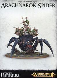 Warhammer Orcs & Goblins Arachnarok Spider