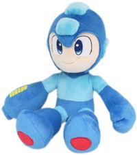 """Mega Man Plush Mega Man 7"""" image"""