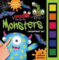 Fingerprint Art Monsters image