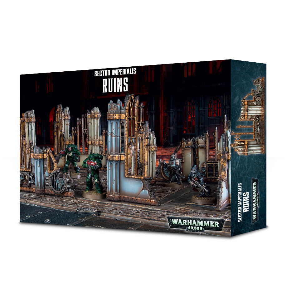 Warhammer 40,000: Sector Imperialis - Ruins image