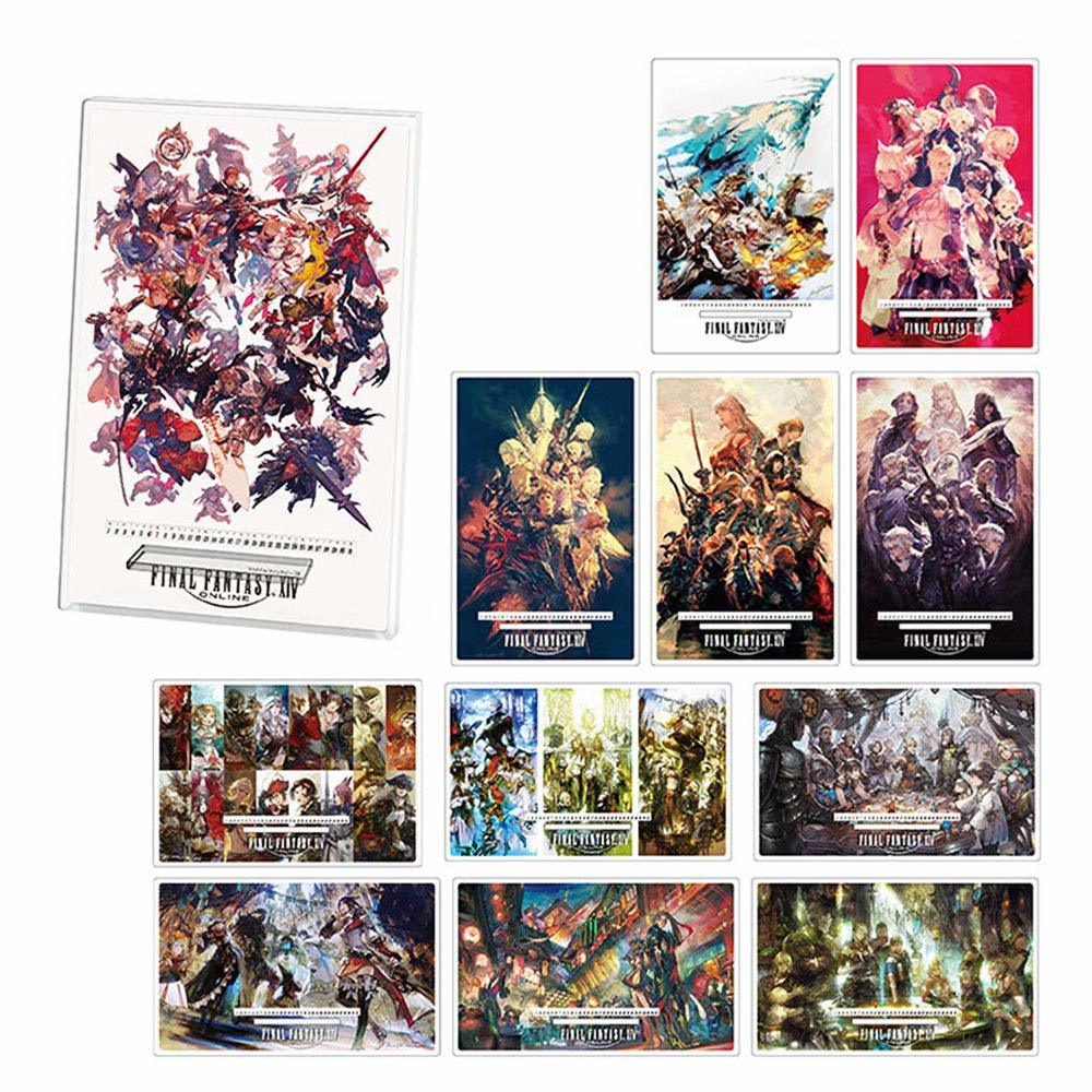 Final Fantasy XIV - Acrylic Calendar Art Collection (Blind Box) image