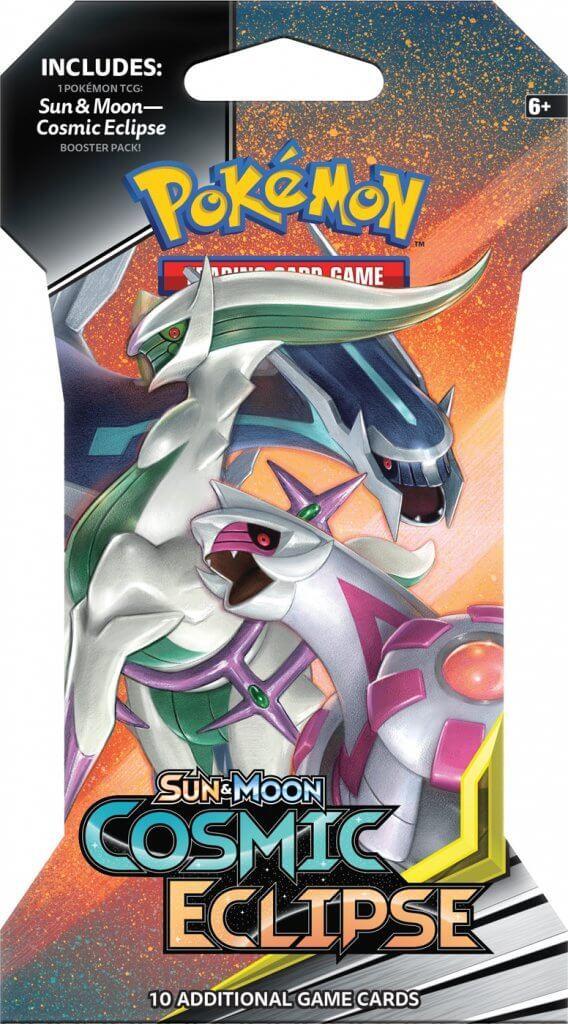 Pokemon TCG: Cosmic Eclipse Blister image