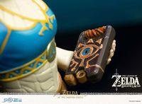 """Legend of Zelda: Breath of the Wild: Zelda - 10"""" Premium Statue image"""