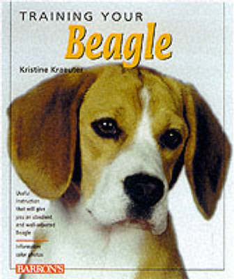 Training Your Beagle by Kristine Kraeuter image