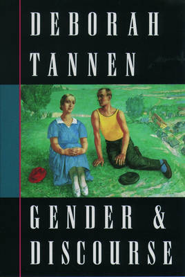Gender and Discourse by Deborah Tannen image