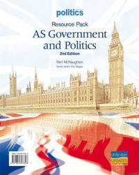 AS Government and Politics by Eric Magee image