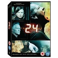 24 - Complete Season 6 (7 Disc Set) on DVD image