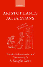 Aristophanes Acharnians by Aristophanes image