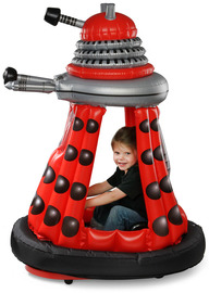 Ride-in Talking Dalek (Rechargeable) image