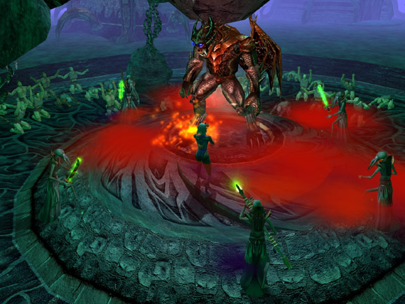 Neverwinter Nights: Hordes of the Underdark for PC Games image