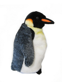 Emperor Penguin Puppet With Sound