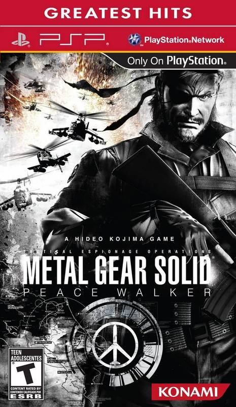 Metal Gear Solid: Peace Walker for PSP