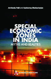 Special Economic Zones in India by Amitendu Palit image