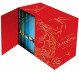 Harry Potter Box Set: Complete Collection (Hardback) by J.K. Rowling
