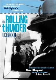 Rolling Thunder Logbook by Sam Shepard image