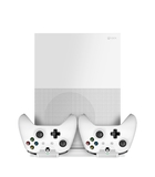 Piranha Xbox One S Stand, USB Hub, Charger, 2 X Batteries for Xbox One