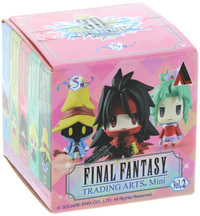 Final Fantasy: Trading Arts Mini - Series 2 (Blind Box)