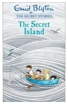 Secret Stories: The Secret Island by Enid Blyton