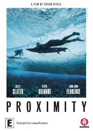 Proximity on DVD image
