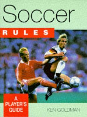 Soccer Rules by Ken Goldman image