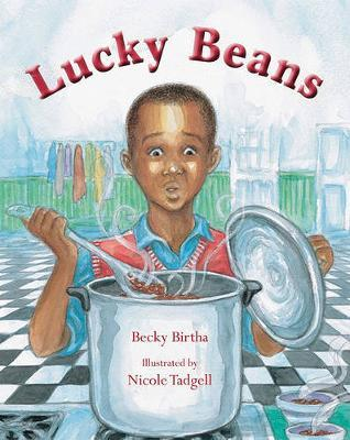 Lucky Beans by Becky Birtha image