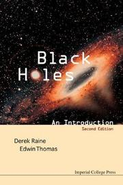 Black Holes: An Introduction (2nd Edition) by Edwin Thomas