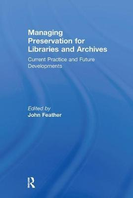Managing Preservation for Libraries and Archives image