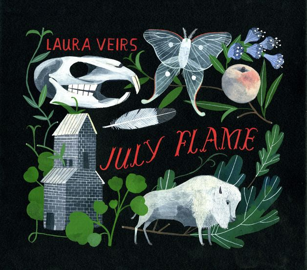 July Flame by Veirs