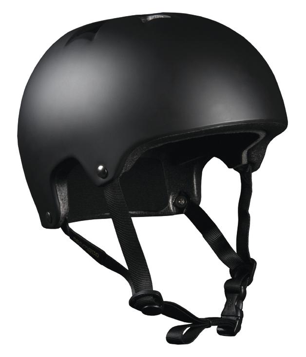 Harsh: HX1 Helmet - Large (Matte Black)