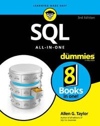 SQL All In One For Dummies by Allen G Taylor
