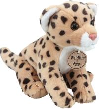 Antics Wildlife: Cheetah Sitting - Animal Plush