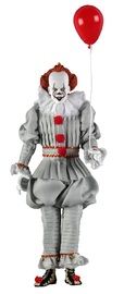 "It (2017): Pennywise - 8"" Clothed Action Figure"