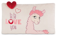 Nici: Lama Love - Plush Cushion (43 x 25cm)