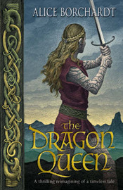 The Dragon Queen by Alice Borchardt image