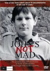 John's Not Mad on DVD