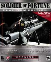 Soldier of Fortune: Collectors Edition for PC Games