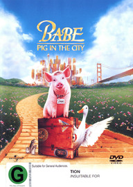Babe: Pig in the City on DVD image