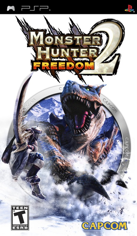 Monster Hunter: Freedom 2 for PSP