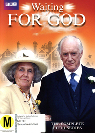 Waiting for God - The Complete 5th Series (2 Disc Set) on DVD